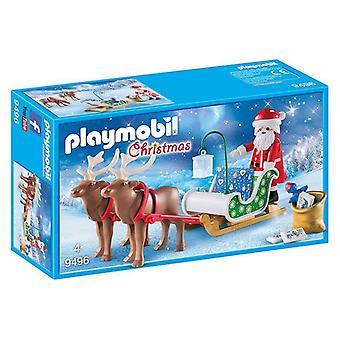 Playset Boże Narodzenie - Santa&s Sleigh Playmobil 9496