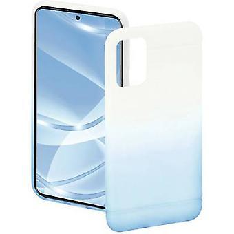 Hama Bunte Abdeckung Samsung Galaxy A71 Blau (transparent)