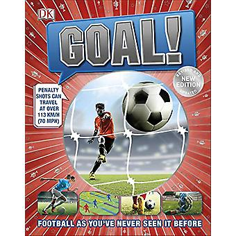 Goal! - Football as You've Never Seen It Before by DK - 9780241426401