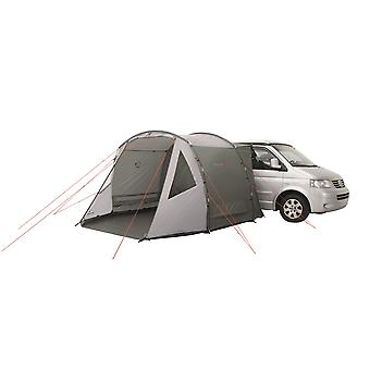 Easy Camp Motor Tour Shamrock Drive Away Tunnel Awning Grey And Green