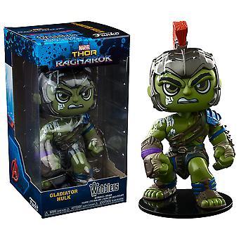 Thor 3 Ragnarok Gladiador Hulk Wobbler