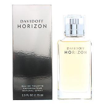Davidoff Horizon Eau de Toilette 75ml Spray For Him