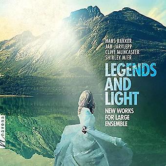 Bakker / Moravian Philharmonic Orch - Legends & Light [CD] USA import