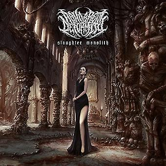 Slaughter Monolith [CD] USA import