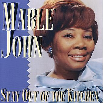 Mable John - Stay Out of the Kitchen [CD] USA import
