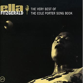 Ella Fitzgerald - Very Best of Cole Porter Songbook [CD] USA import