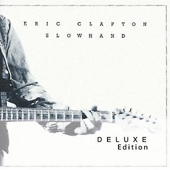 Eric Clapton - Slowhand-35th Anniversary Deluxe Edition (2CD) [CD] USA import