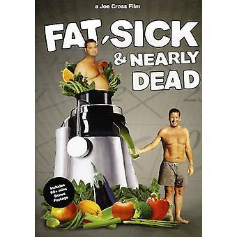 Fat Sick & Nearly Dead [DVD] USA import