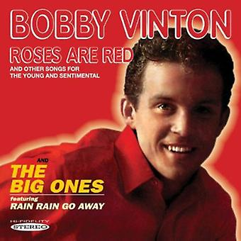 Bobby Vinton - Roses Are Red & the Big Ones [CD] USA import