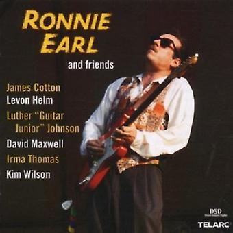Ronnie Earl - Ronnie Earl & Friends [CD] USA import