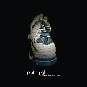 Port Royal - Where Are You Now [CD] USA import