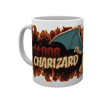 Pokémon, Mugg - Charizard Fire