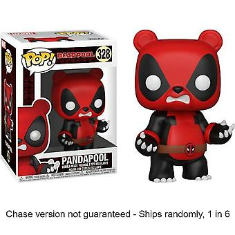 Deadpool Pandapool US Exclusive Pop! Chase Ships 1 in 6