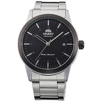 Orient Contemporary Watch FAC05001B0 - Analógico Automático dos Cavalheiros de Aço Inoxidável