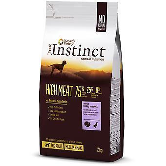 True Instinct High Meat Dog Adult Pavo (Dogs, Dog Food, Dry and Crispy Food)