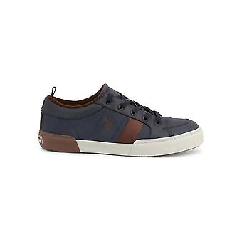U.S. Polo Assn. - Shoes - Sneakers - ARMAN7100W9_CY1_NAVY - Men - navy - EU 45