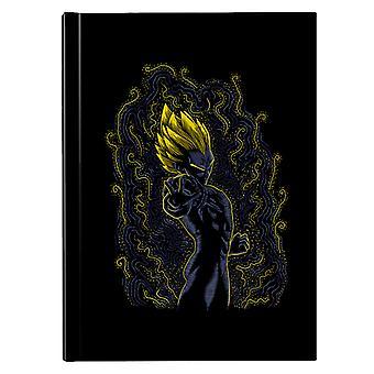 Majiin Dragonball Z Impressionist Hardback Journal