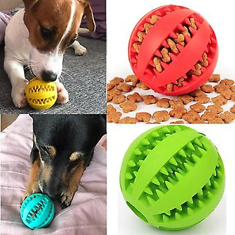 Interactive stretchedable Rubber Leaking Tooth Cleaning Ball Toy For Pet Interactive Stretched Rubber Leaking Tooth Cleaning Ball Toy For Pet Interactive Stretchable Rubber