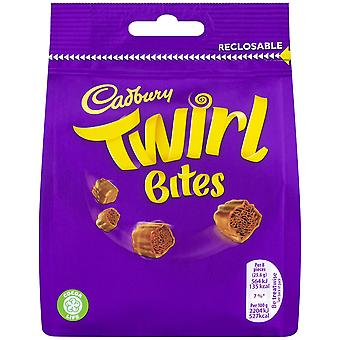 Cadbury Chocolate Twirl Bites Bags
