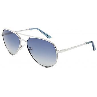 Sonnenbrille Damen  Diamond   polarisiertes Silber (p664dia12/A)