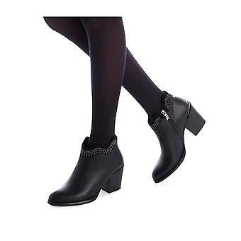 Xti - Shoes - Ankle boots - 49255_BLACK - Ladies - Schwartz - EU 37