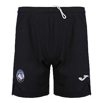 2020-2021 Atalanta Home Shorts (Black)