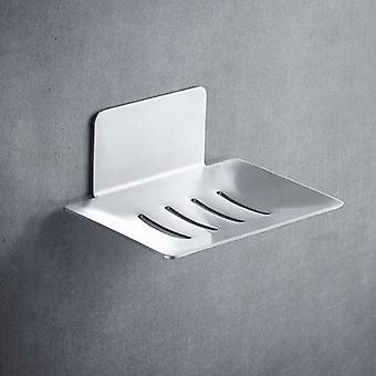 Rozsdamentes acél zuhany szappan doboz-tartó tok