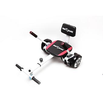 Hoverseat, Hoverkart met Sponge For Hoverboard, Color Black, verstelbaar voor alle leeftijden, past alle hoverboards 6,5?, 8?, 10?