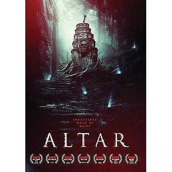 Alteret [DVD] USA importerer
