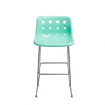 Loft Robin Day Skid Peppermint Green Plastic Polo Bar Banquet