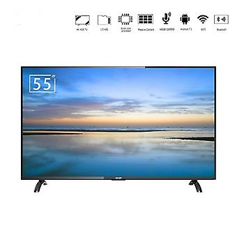 Ultra Hd Television, Android Smart Tv With Wifi