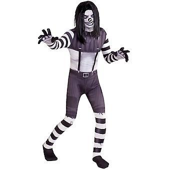 Morph Costumes Halloween Fancy Dress Costume Adult - Laughing Jack