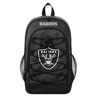 FOCO Backpack NFL Rucksack - BUNGEE Las Vegas Raiders