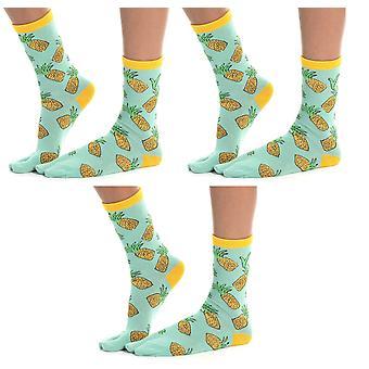 Flip Flop Tabi Socks  -3 Pairs