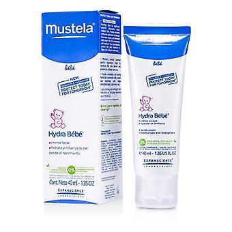 Mustela Hydra-Bebe Facial Cream - Normal Skin 40ml / 1.35oz
