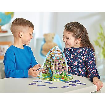 Orchard Toys contando montaña