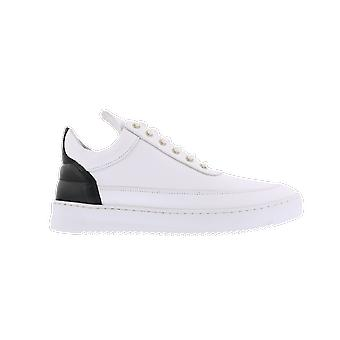 Filling Pieces Low Top Eleganza White 10128751947 /  shoe