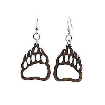 Bear Paw Earrings