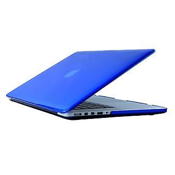 Pokrywa ochronna sprawy ciemny niebieski sprawa dla Apple MacBook Pro 13,3 A1706 & A1708