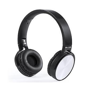 Hopfällbara diadem hörlurar Antonio Miró Bluetooth 3.0 silver