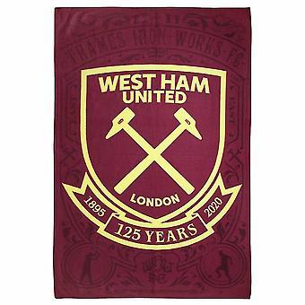 West Ham United FC Fleece -peitto