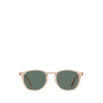 Garrett Leight KINNEY SUN pink crystal unisex sunglasses