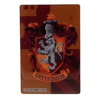 Harry Potter Fridge Magnet Gryffindor