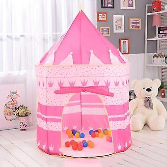 Kannettavat leikkilapset teltta sisäilman pallo allas taittuva Cubby Lelu