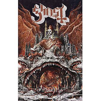 Ghost Poster Prequelle Band Logo new Official 70cm x 106cm Textile