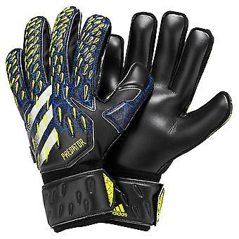 adidas PREDATOR GL MATCH FINGERSAVE Torwart Handschuhe Größe
