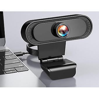 純正フルHDウェブカメラ、ミルコフォン付きUSBデジタルウェブカム、