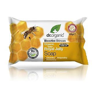 Organic Royal Jelly Soap, 100 gr - sapone 100 g