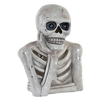 Halloween Decorations DKD Home Decor Skeleton Fibreglass (31 x 21 x 39 cm)