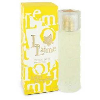 Lolita Lempicka Elle L' Aime av Lolita Lempicka Eau de Toilette Spray 2,7 oz (kvinnor) V728-536134